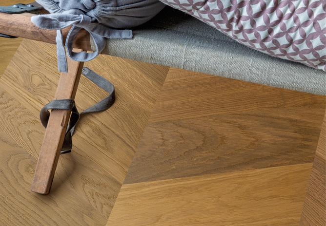 Chevron, the flooring trend
